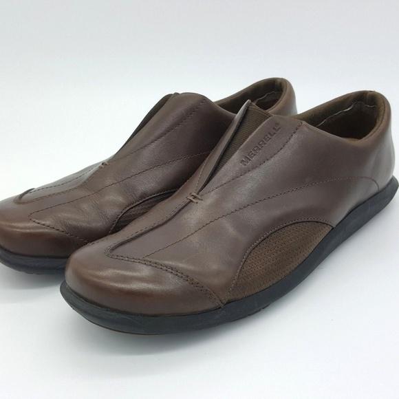 924760da Merrell Quest Flex Shoes 9 Brown Womens